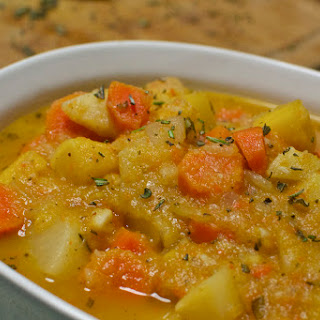 Root Vegetable Stew