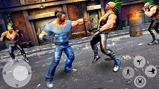 Code Triche street fighter 2020: jeux de combat gratuits 3d mod apk screenshots 5