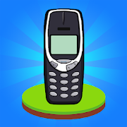 Merge Mobile Phones : Click & Idle Tycoon Games