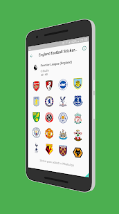 Download WAstickerApps : England Football Stickers For PC Windows and Mac apk screenshot 1