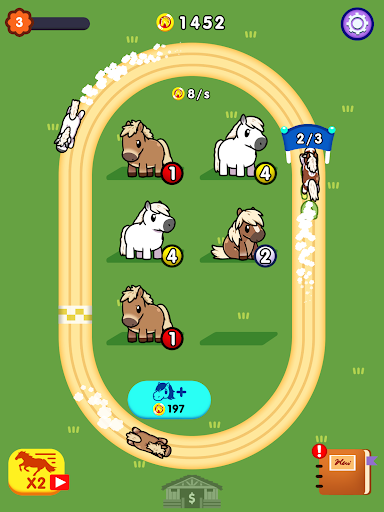 Idle Horse Racing apkpoly screenshots 6