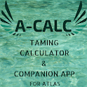 A-Calc Taming & Companion Tools: Atlas Pirate MMO icon