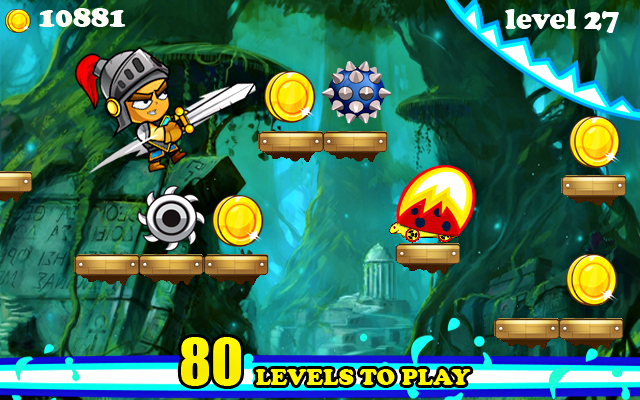Temple Jungle Adventure screenshot 2