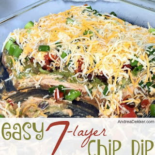 Easy 7-Layer Chip Dip.