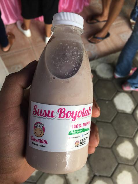 Susu Sapi Indrakila