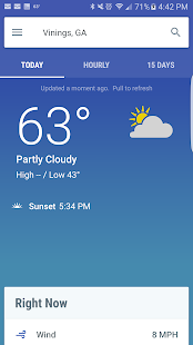 Download The Weather Channel App For PC Windows and Mac apk screenshot 1