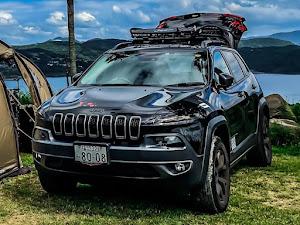 チェロキー KL32L Trailhawk 2018 Jeep®︎のカスタム事例画像 シュガーさんの2021年09月23日20:23の投稿