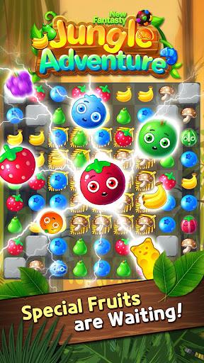 New Fantasy Jungle Adventure: Puzzle World 1.1.6 screenshots 2
