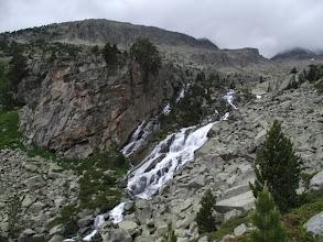 Photo: Cascada al barranc de Corones