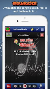 Bollywood Radio - Hindi Songs- screenshot thumbnail