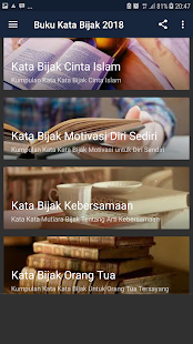 Prilozheniya V Google Play Buku Kata Bijak 2018