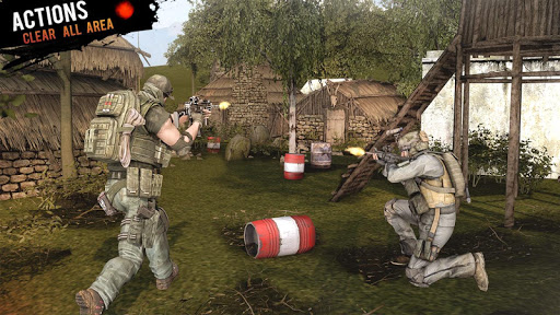 FPS Task Force 2020: New Shooting Games 2020 apkpoly screenshots 14