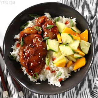 Soy Glazed Ginger Chicken Recipes