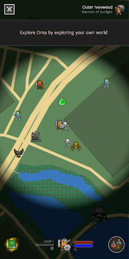 Orna: The GPS-RPG 1.81.1 screenshots 2