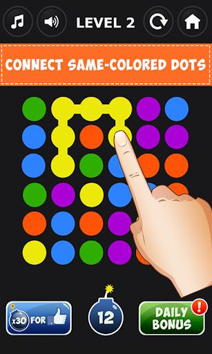 Best Dots: free puzzle