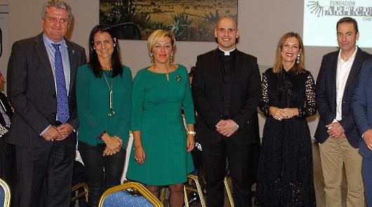 Cena benéfica de la Fundación Artcupa