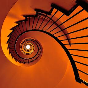 by Marco Virgone - Buildings & Architecture Other Interior ( stairway, swirl, spiral )