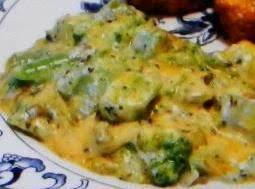 Cheesie Broccoli