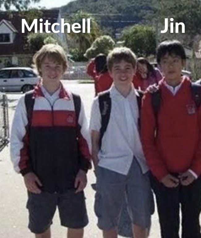 jin mitchell