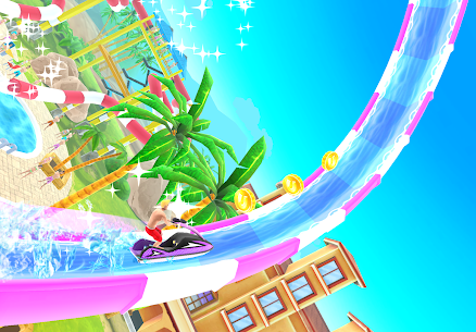 Uphill Rush Water Park Racing MOD Apk (Free Shopping) 5