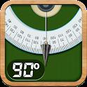 soft protractor:measure angle icon