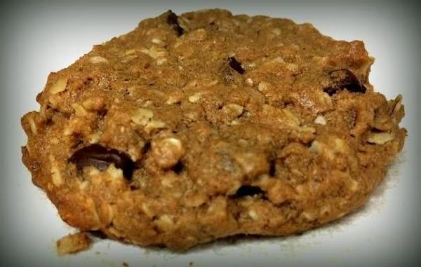 Peanutbutter Chocolate Chip Nutella Oatmeal Cookie Recipe