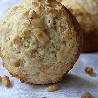Honey Pine Nuts Muffins