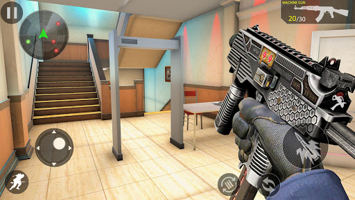 Bank Robbery SSG Shooting Game 2020  screenshots 3