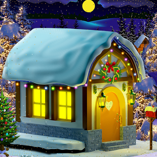 Baixar Christmas House Decoration para Android