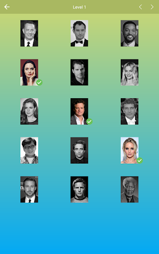 Hollywood Actors: Guess the Celebrity u2014 Quiz, Game  screenshots 19