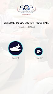 SOS Doctor Housecall- screenshot thumbnail