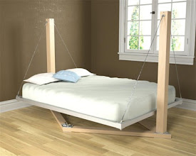 Photo: Housefish Suspended Bed