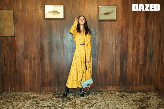 seolhyun dazed self love 3