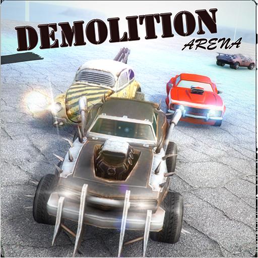 Demolition derby arena : car crash for PC