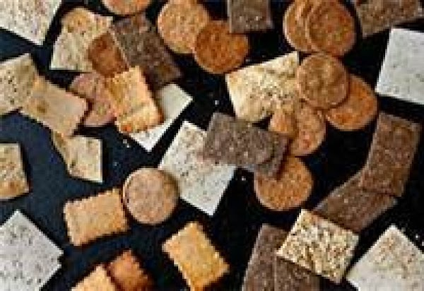Handmade Crackers Recipe
