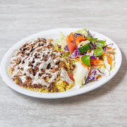 Mixed Shawarma Platter