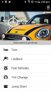 MINI Roadside Assistance- screenshot thumbnail