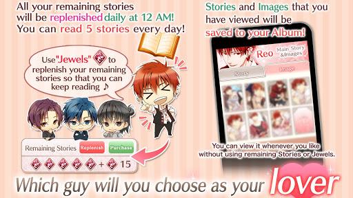 Princess Closet : Otome games free dating sim 1.13.1 Mod screenshots 5