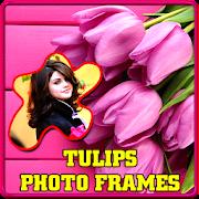 Tulips Photo Frames APK