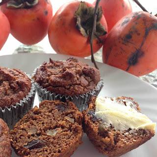 Persimmon Muffins