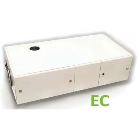 Swegon Casa Combi Win EC EL och Vattenbatteri