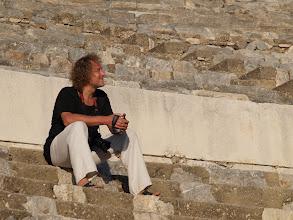 Photo: Tosiek w Efezie