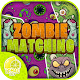Zombie Matching Card Game Mania