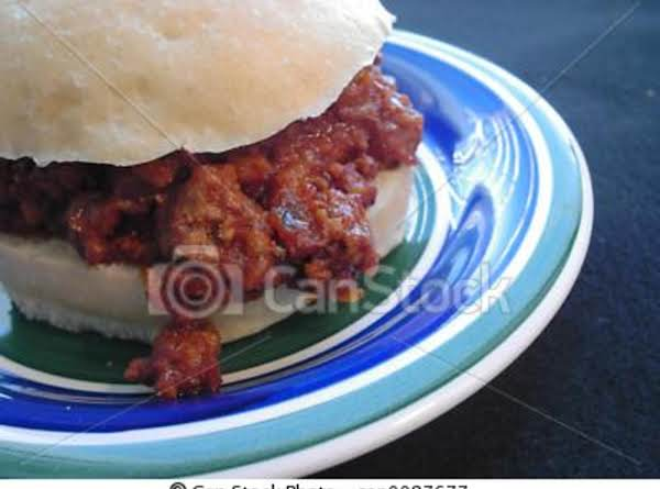 The Best Darn Sloppy Joes You Ever Tasted.