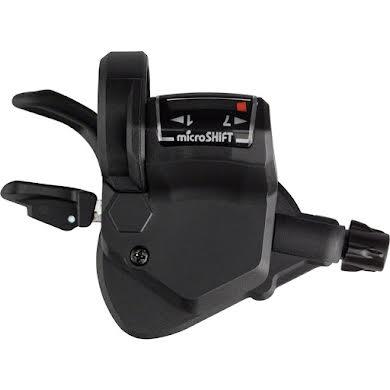 MicroShift Mezzo Right Thumb-Tap Shifter, 7-Speed, Shimano Compatible