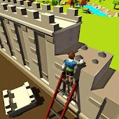 Security Wall Construction Game