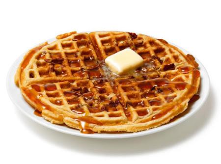 Pecan Waffles Recipe