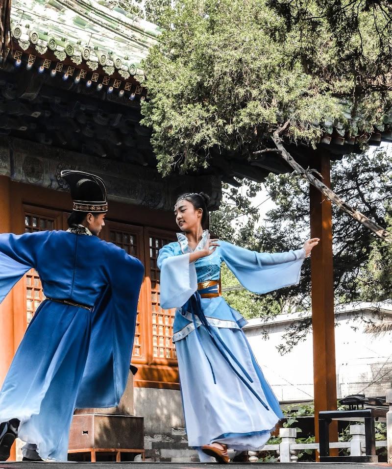 La danza del Cielo di TzukiMidori
