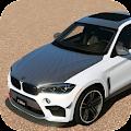 Drive BMW X6 M SUV - City & Parking APK