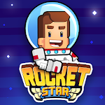 Rocket Star - Idle Space Factory Tycoon Game 1.39.2